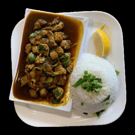 Bœuf Oignons Spécial Thaï