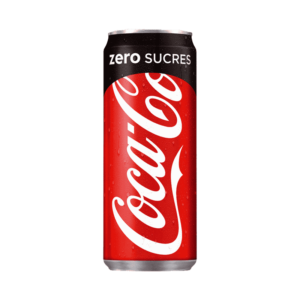 Coca-Cola Sans Sucres 33 cl - Spécial Thaï