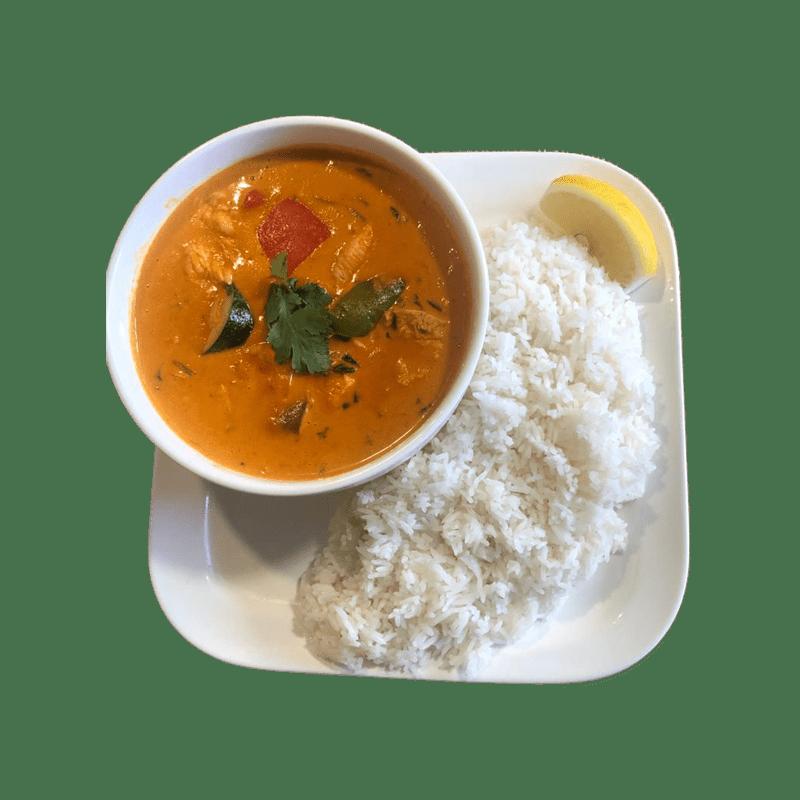 Curry Rouge Spécial Thaï