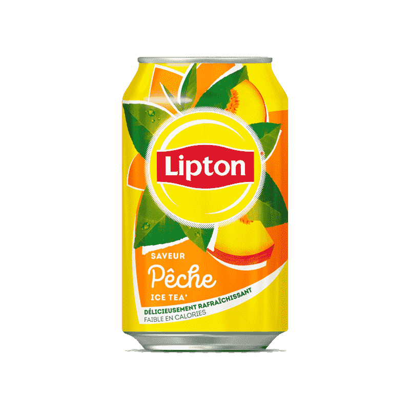 Lipton Ice Tea 33cl - Spécial Thaï