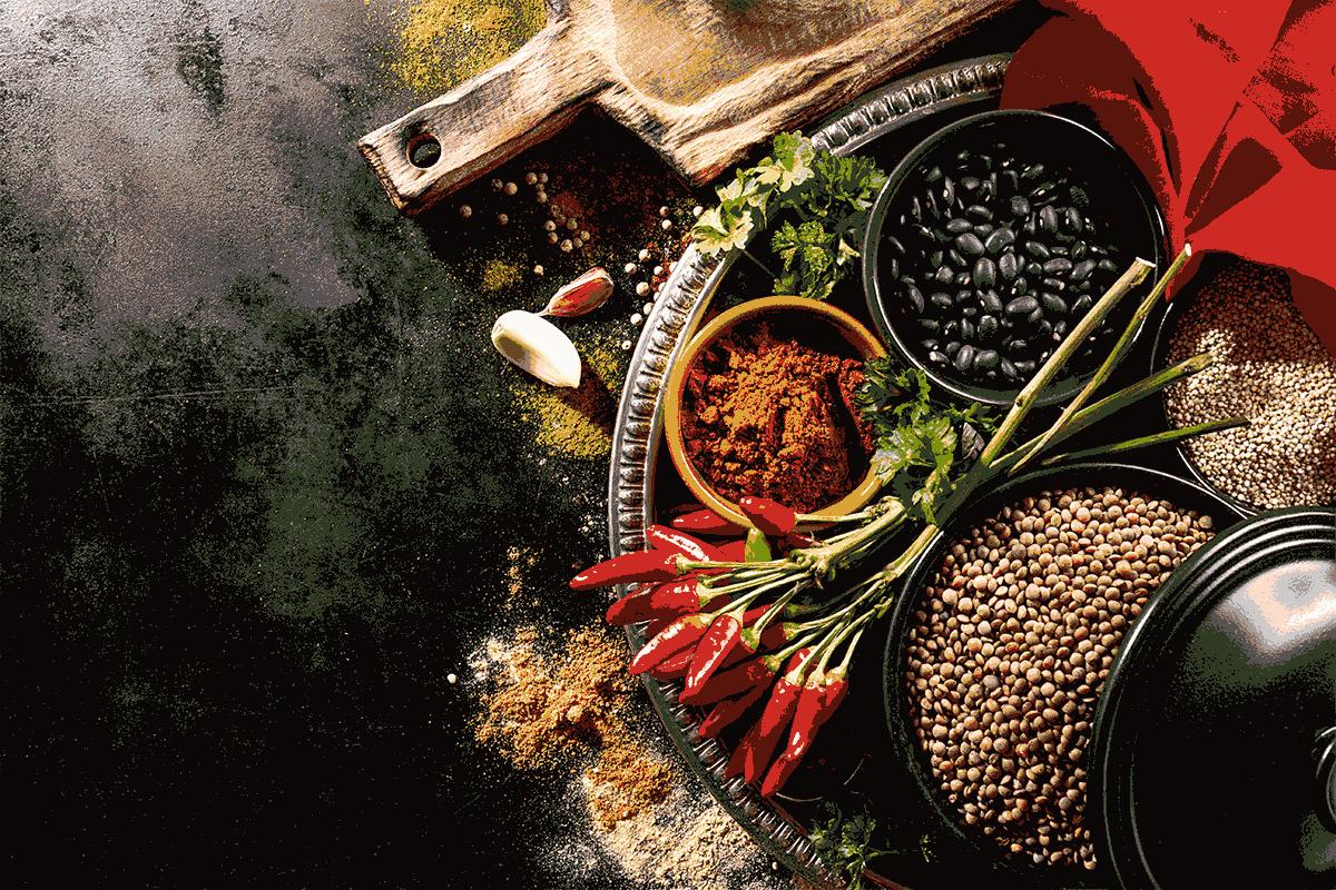 Ingrédients base cuisine thaïlandaise - Special Thaï