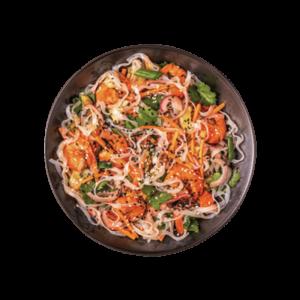 Salade Choux Spécial Thaï