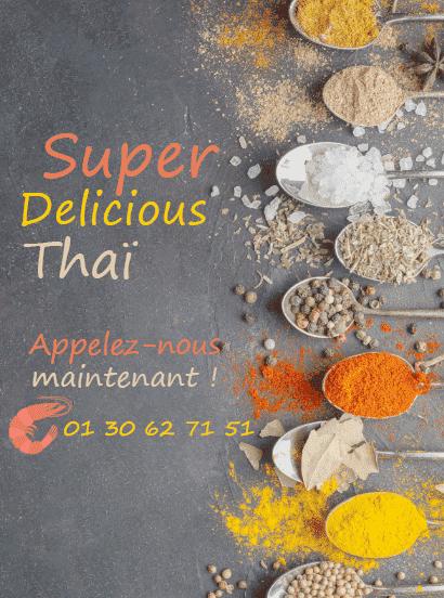 Super Delicious Thaï Spécial Thaï